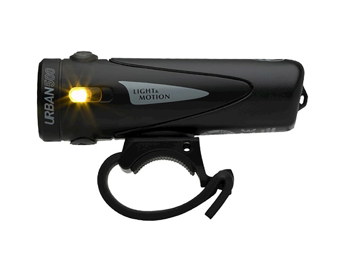 Light And Motion Urban 500 Headlight (Onyx)