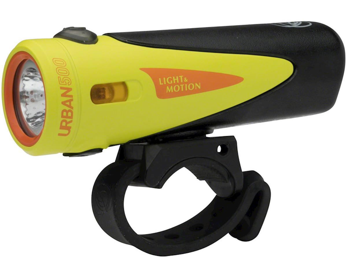 Light And Motion Urban 500 Headlight (Yellow)