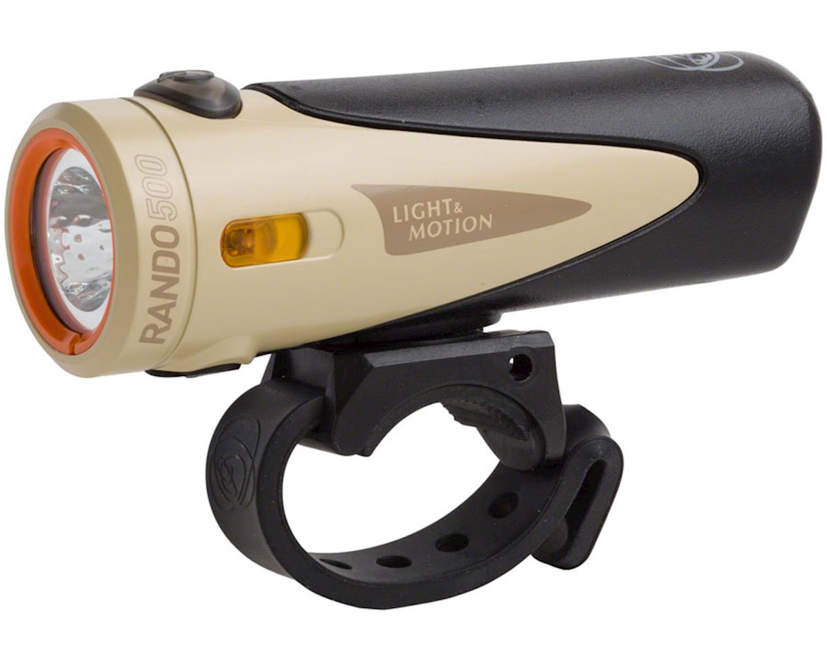 Light And Motion Urban 500 Rando Headlight (Beige)