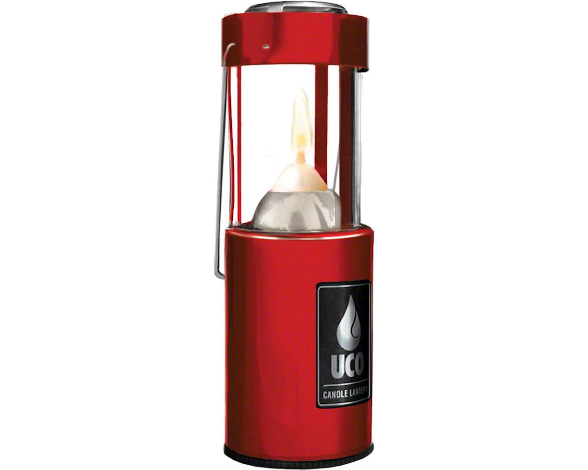 UCO Original Candle Lantern: Red