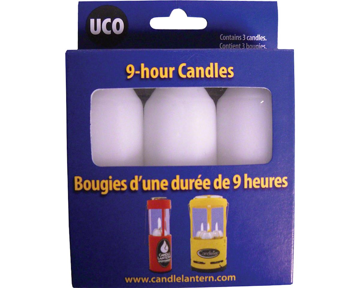 UCO 9-hour Candles for Original Lantern: 3-pack