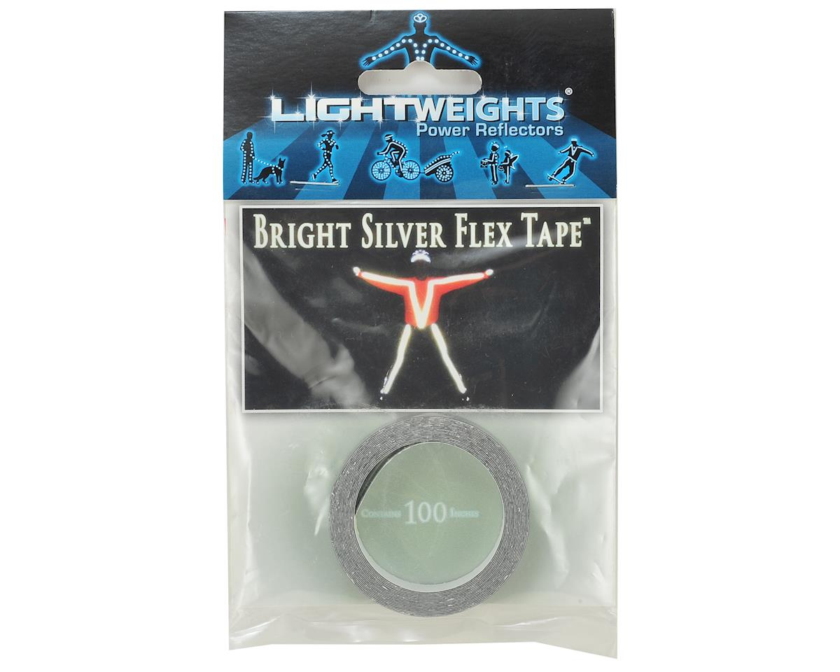 Lightweights Reflective Safety Flex Tape (Silver)