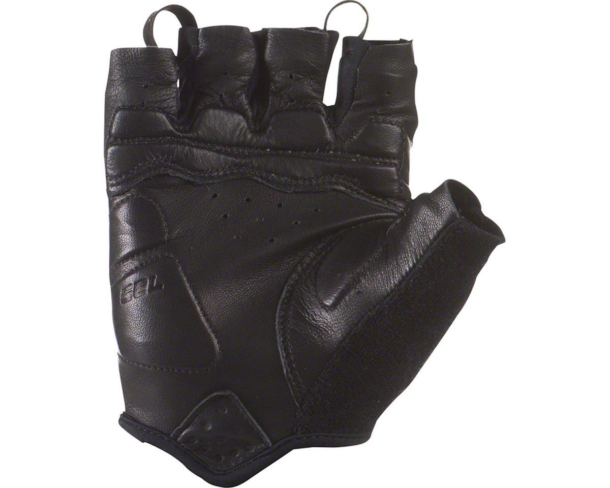 Lizard Skins Aramus Classic Gloves - Jet Black, Short Finger, Small (M)