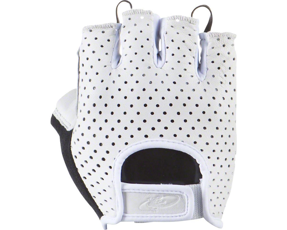 Lizard Skins Aramus Classic Gloves - Jet Black, Short Finger, Small (L)