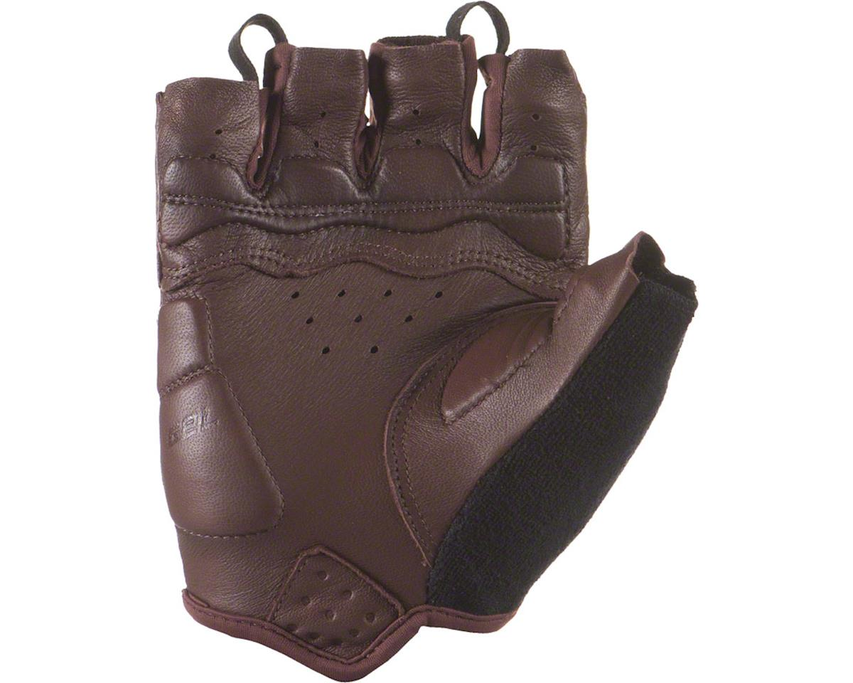 Lizard Skins Aramus Classic Gloves - Jet Black, Short Finger, Small (XL)