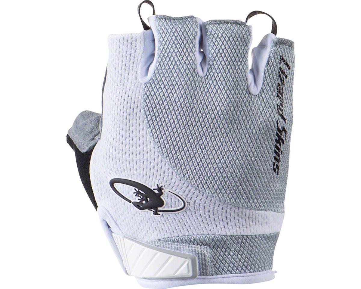 Lizard Skins Aramus Elite Gloves - Jet Black/Crimson, Short Finger, 2X-Large (XL)