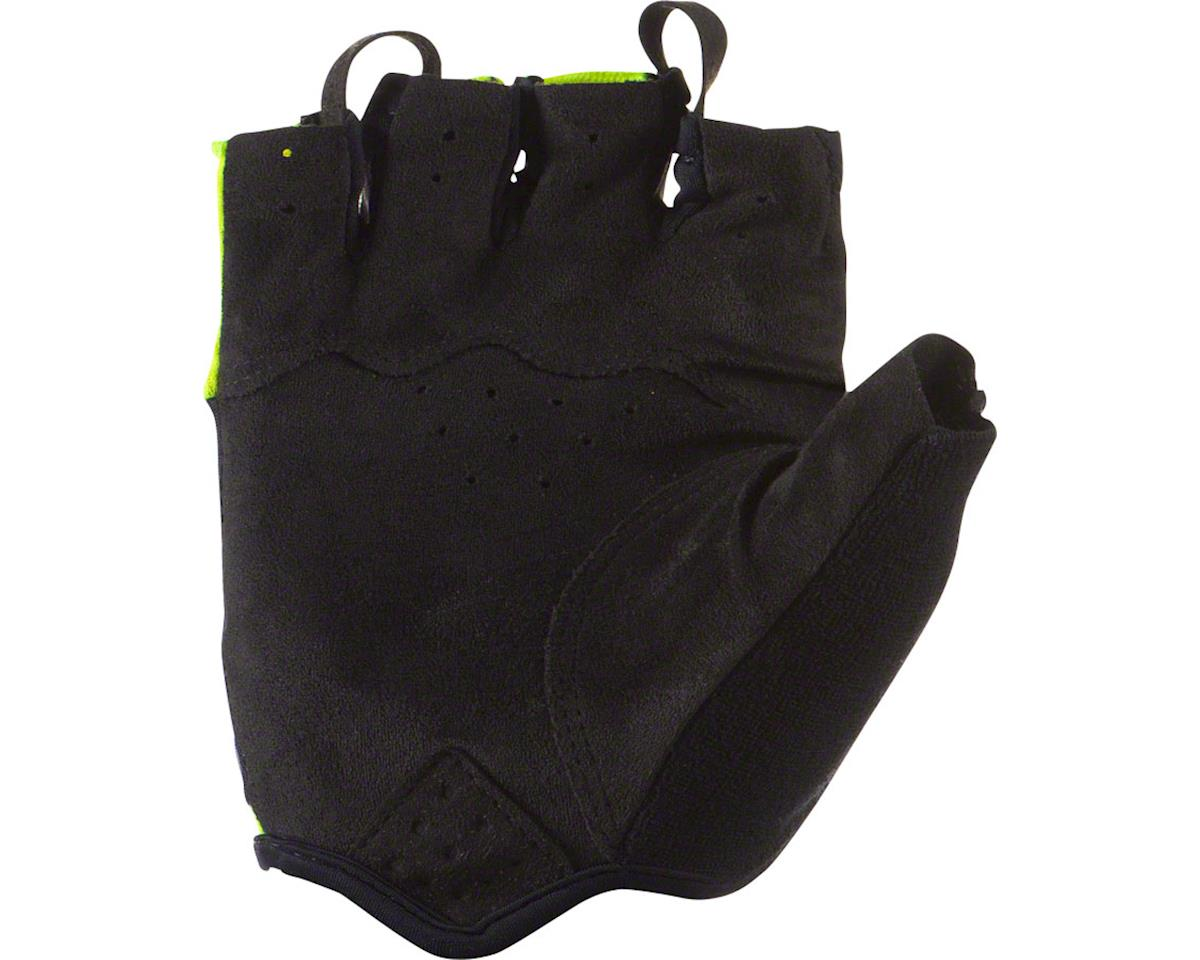Lizard Skins Aramus Gloves - Neon Yellow, Short Finger, Medium (XL)