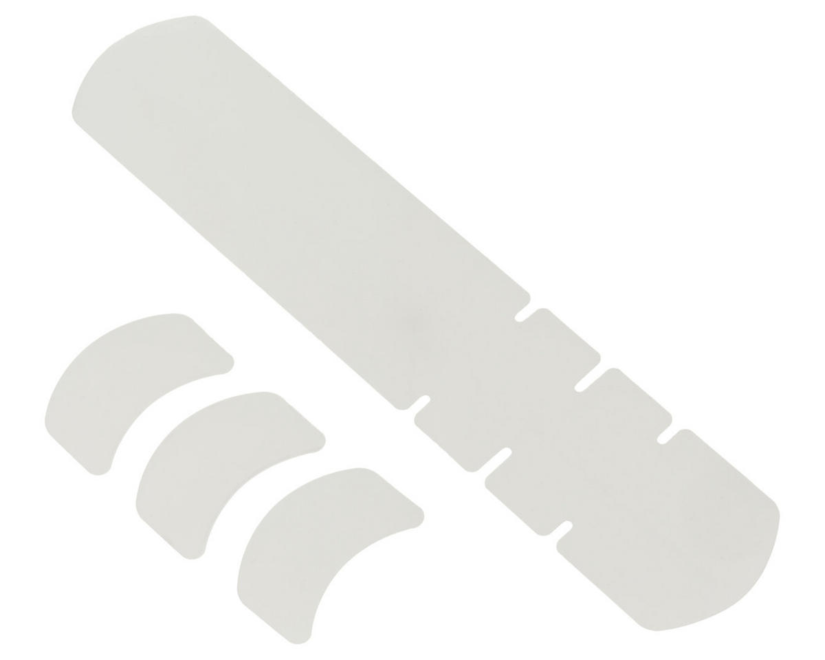 Lizard Skins Frame Protectors (Clear Polyurethane) (Large)