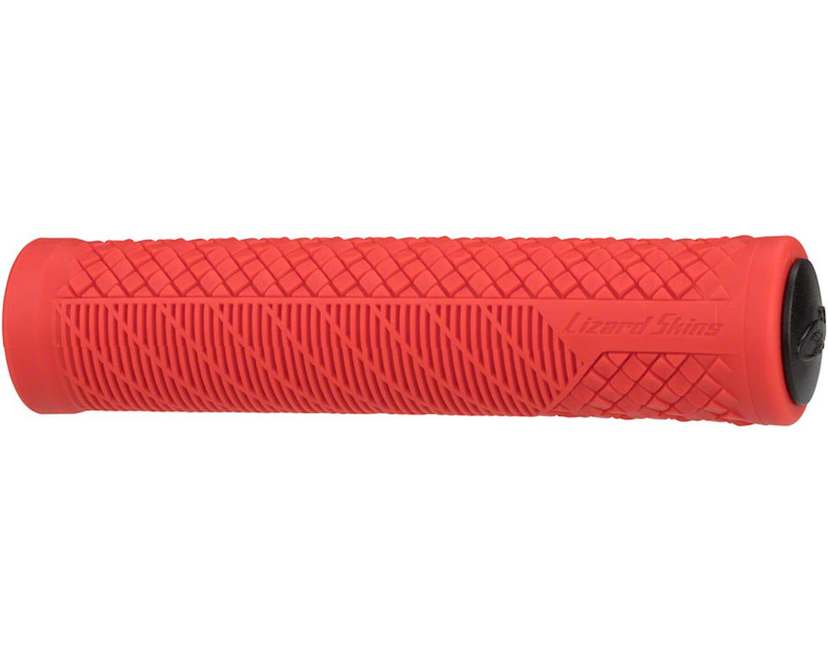 Lizard Skins Charger Evo Grips - Red