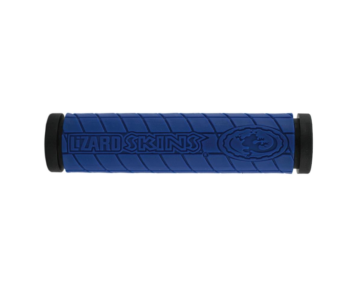 Lizard Skins Dual Compound Logo Grips (Blue)