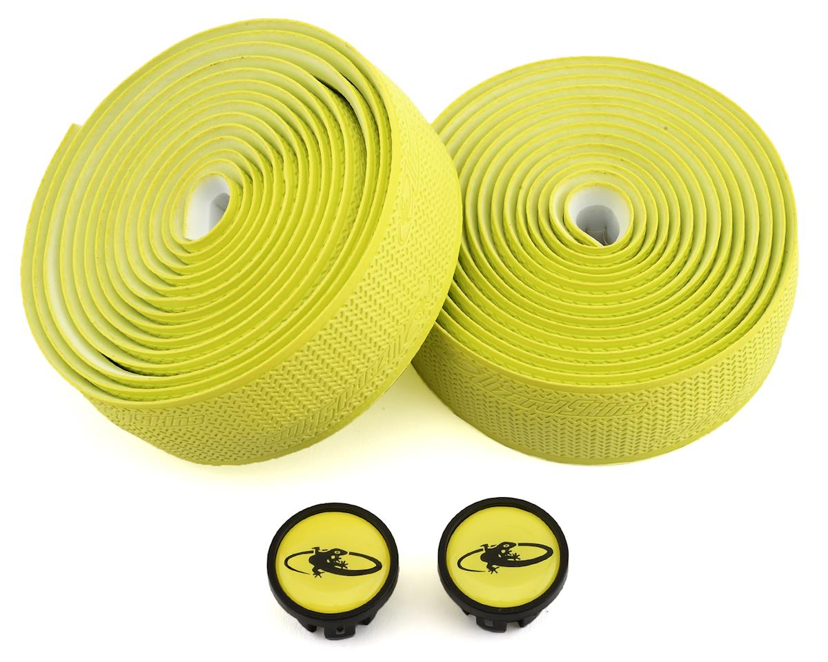 Lizard Skins 2.5mm DSP Handlebar Tape (Neon Green)