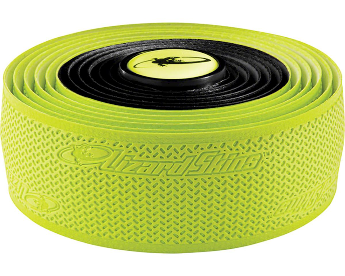 Lizard Skins DSP 2.5mm Dual Handlebar Tape (Neon/Black)