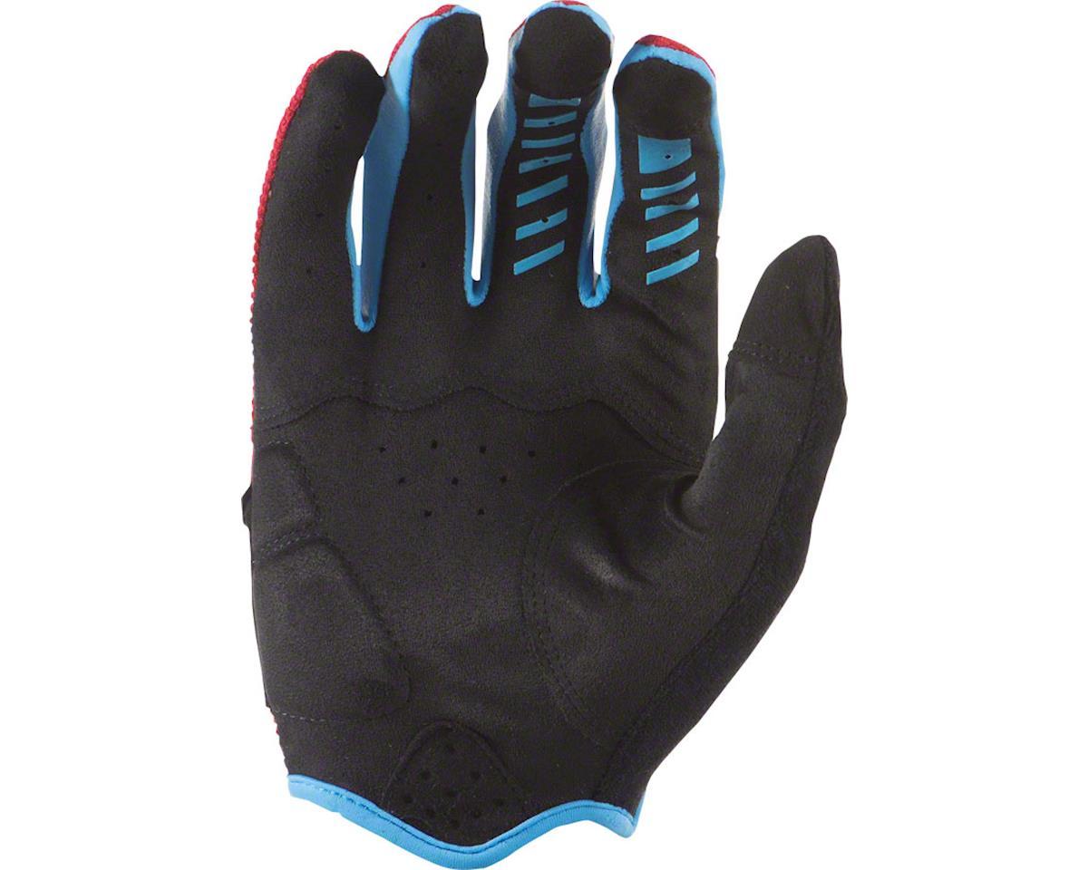Lizard Skins Monitor AM Gloves - Jet Black/Neon Yellow, Full Finger, Small (2XL)