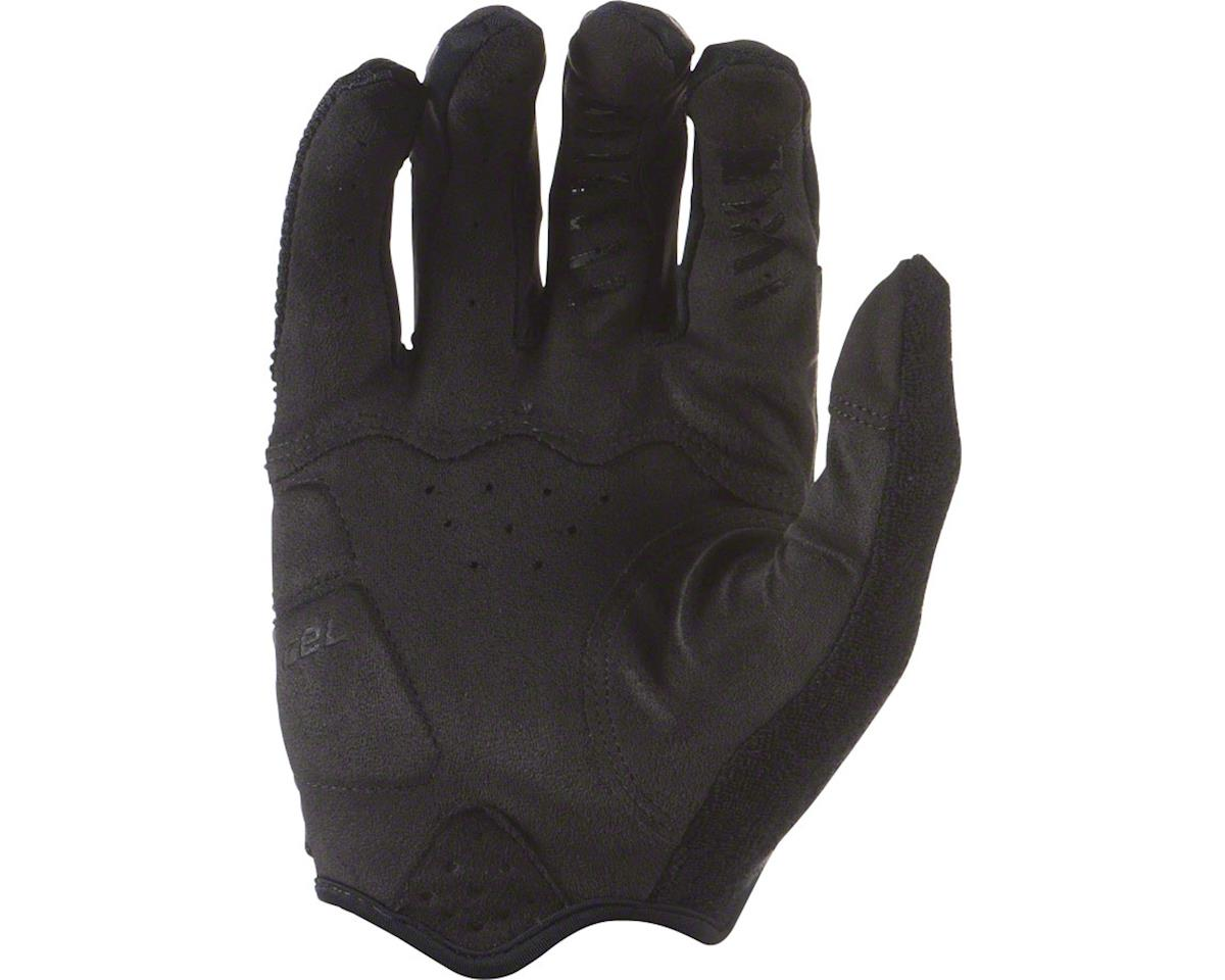 Lizard Skins Monitor HD Gloves - Jet Black, Full Finger, Small (XL)