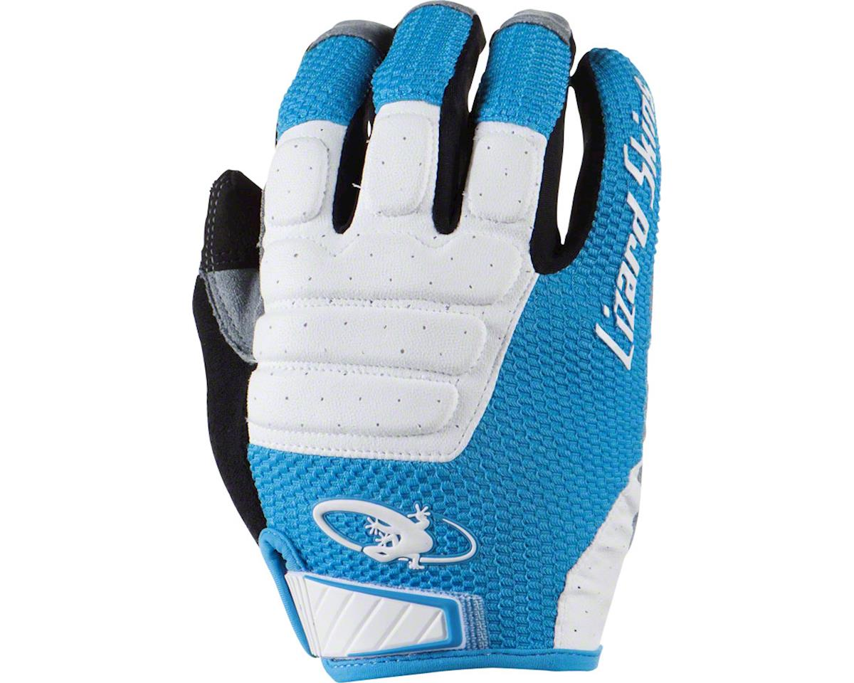 Lizard Skins Monitor HD Gloves (Blue/White) (L)