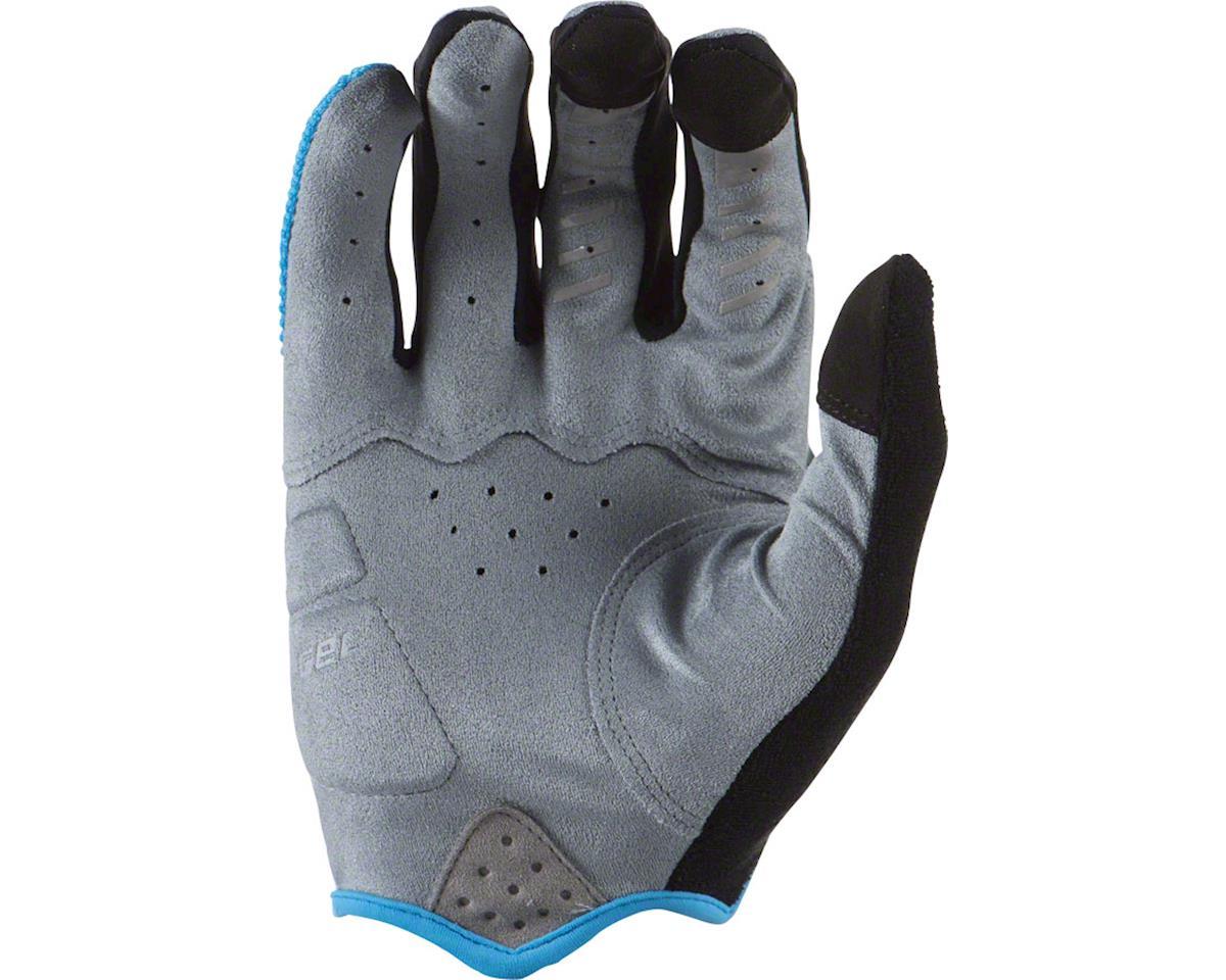 Lizard Skins Monitor HD Gloves: Crimson/Black XL (XL)