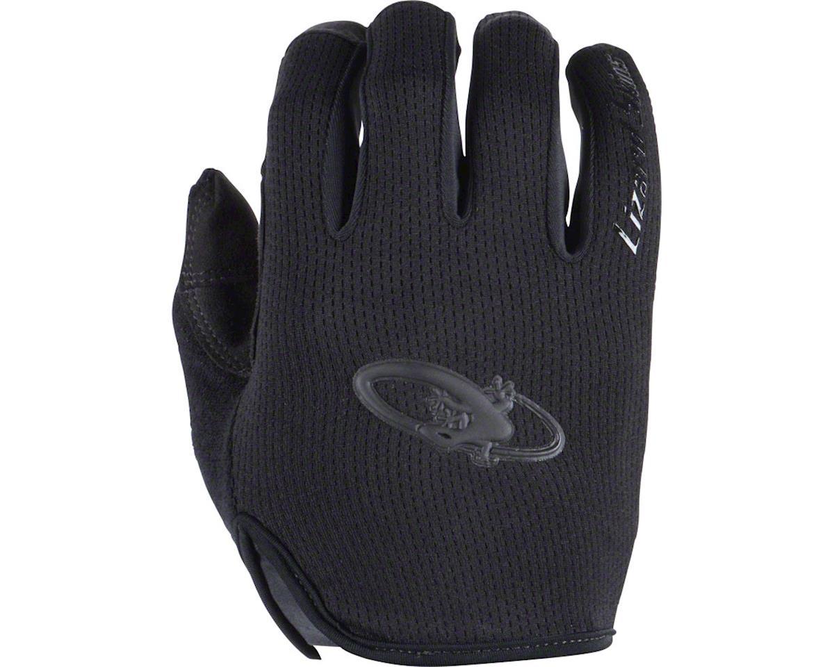 Lizard Skins Monitor Gloves - Blue Strike, Full Finger, Large (L)