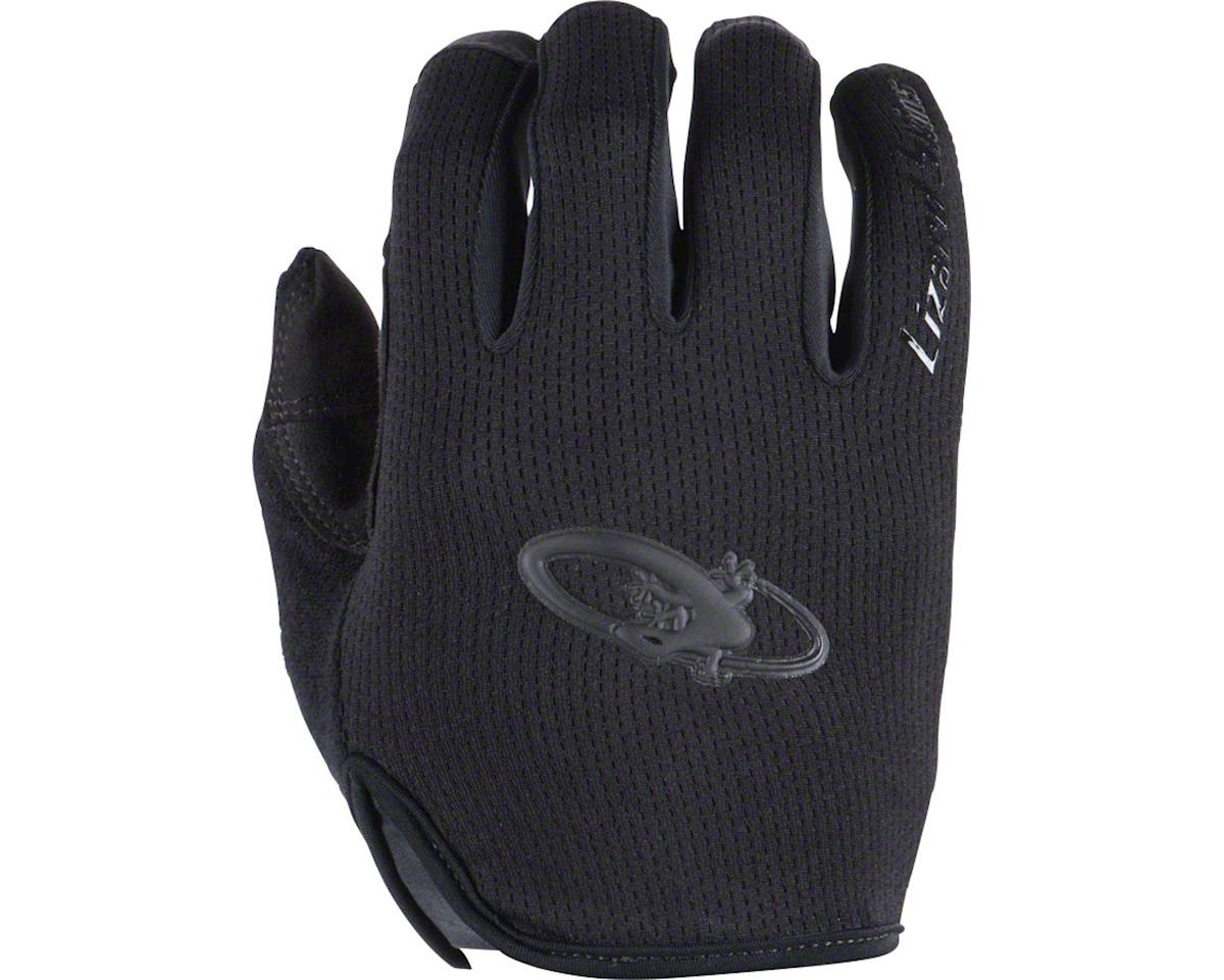 Lizard Skins Monitor Gloves: Black/Red XL (S)