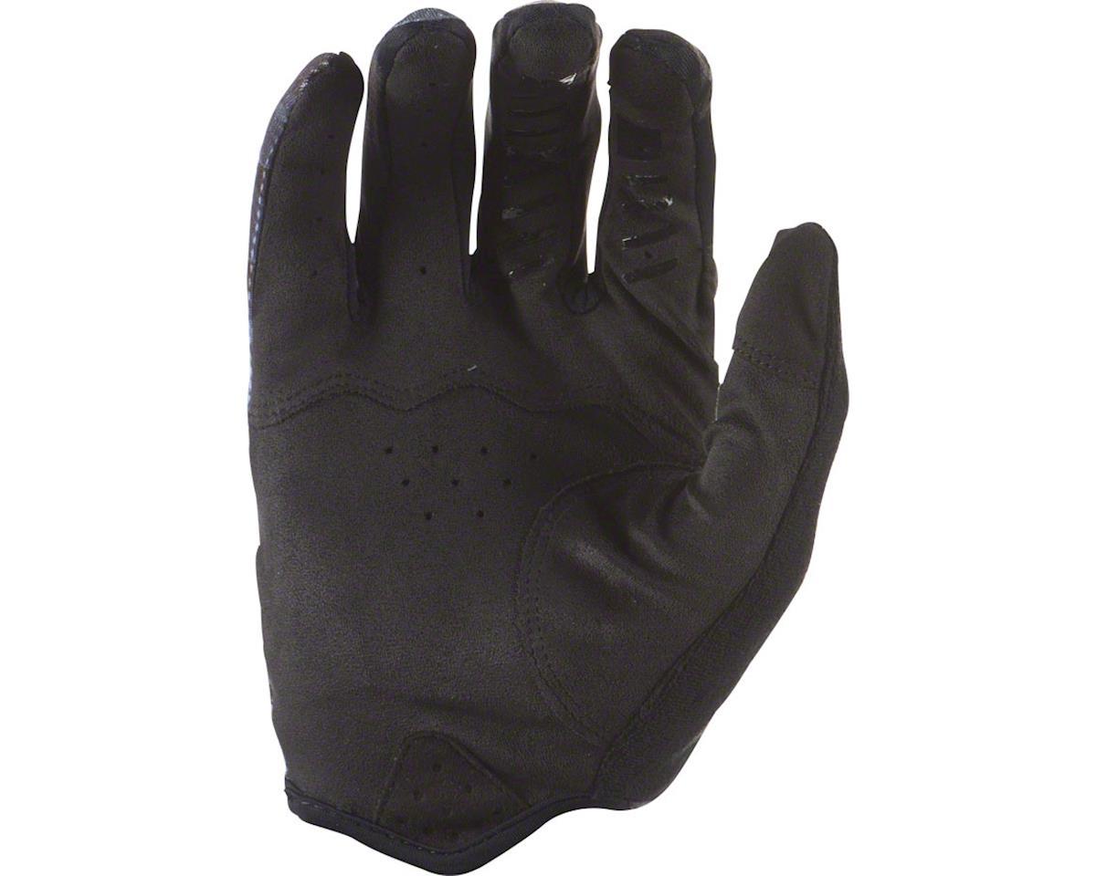 Lizard Skins Monitor Gloves: Black/Red XL (M)