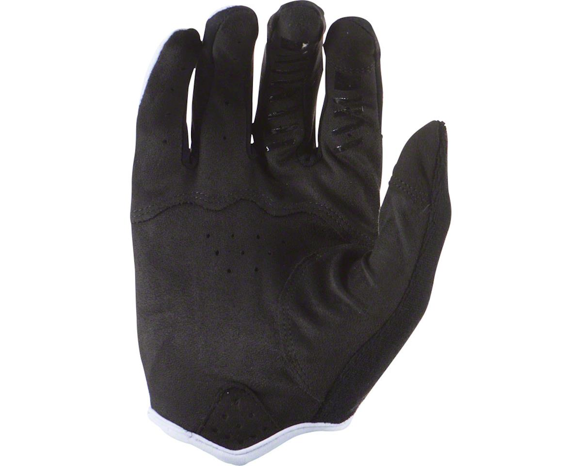 Lizard Skins Monitor Gloves: Black/Red XL (M)