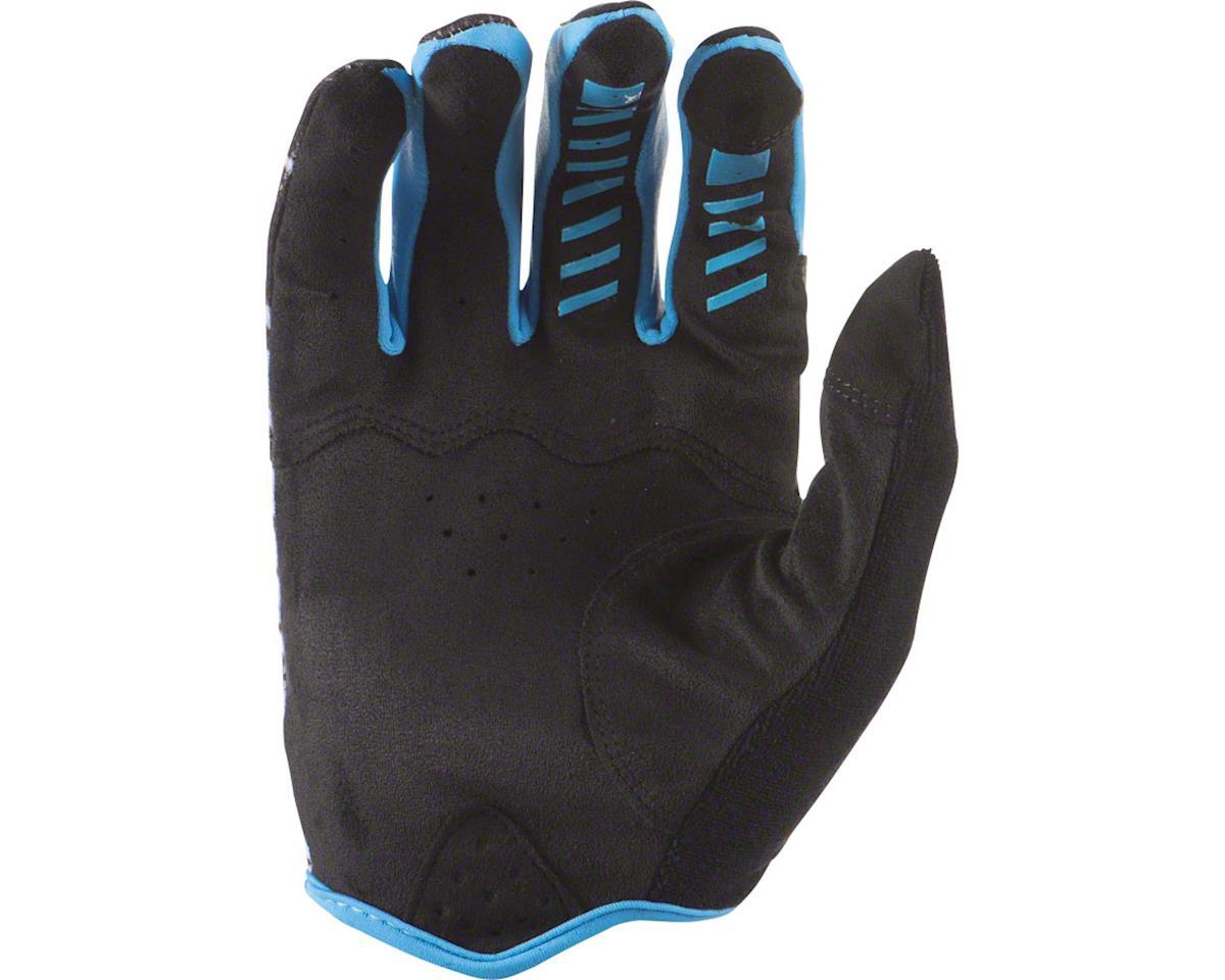 Lizard Skins Monitor Gloves - Blue Strike, Full Finger, Large (S)