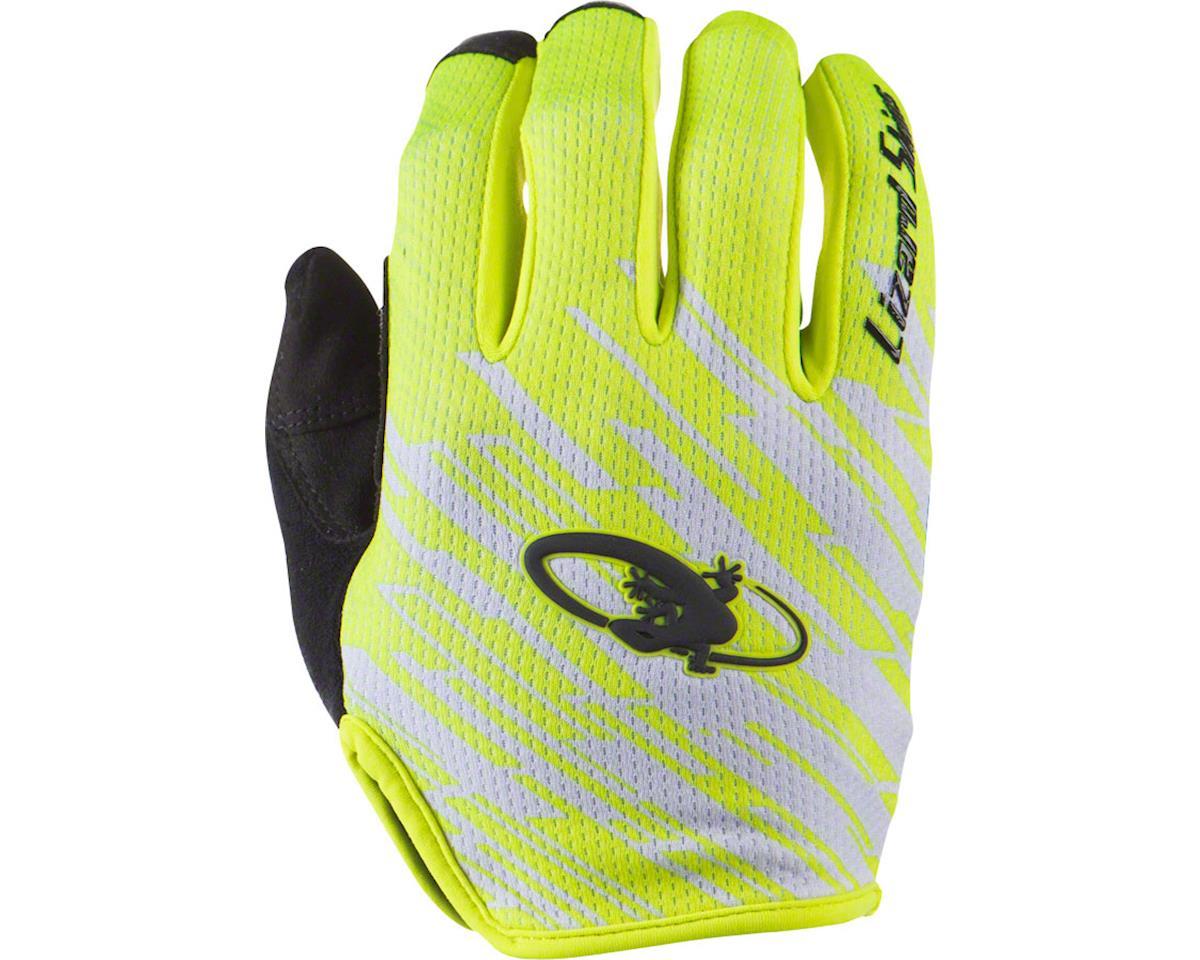 Lizard Skins Monitor Gloves: Black/Red XL (XL)