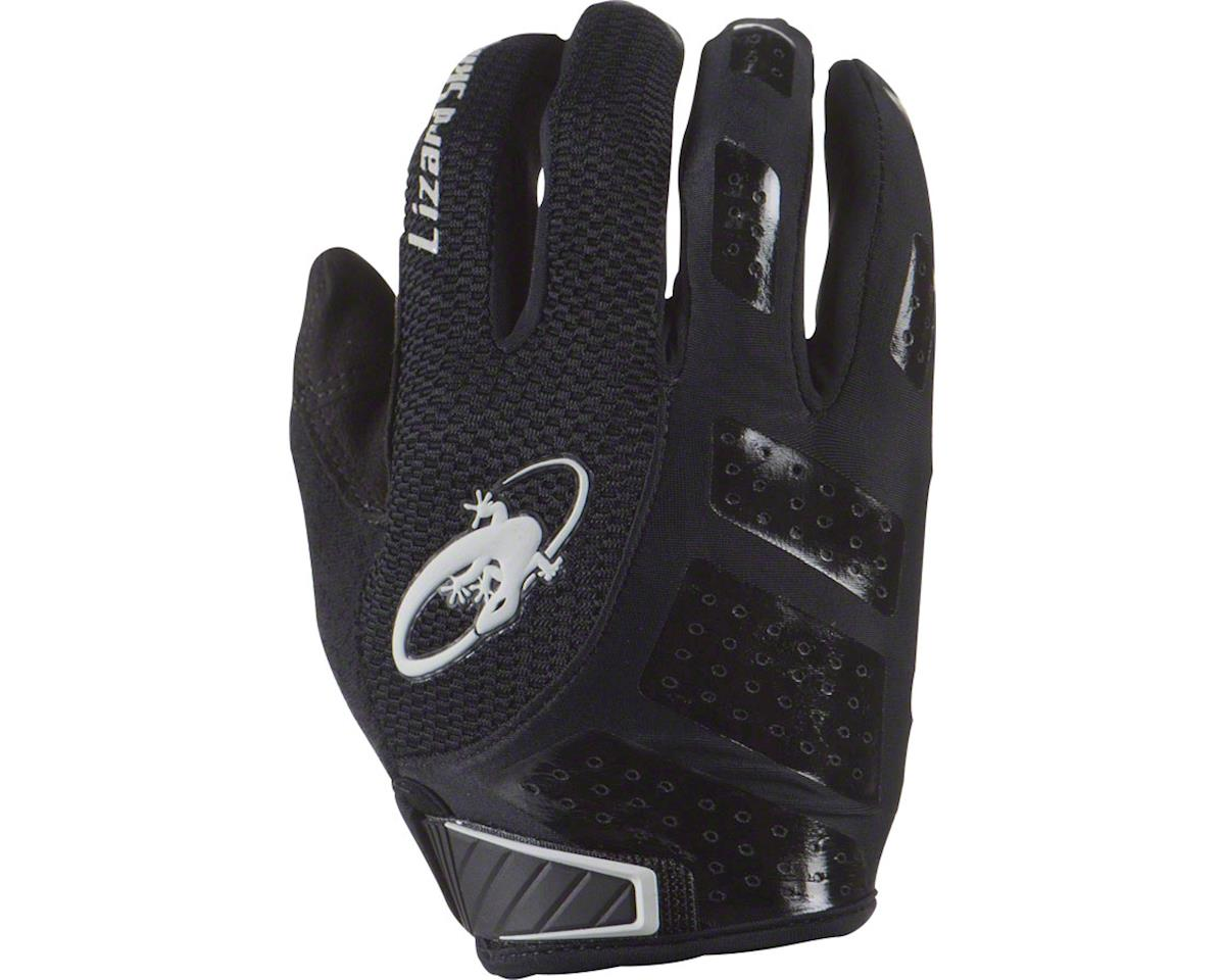 Lizard Skins Monitor SL Gloves - Jet Black, Full Finger, Small (2XL)