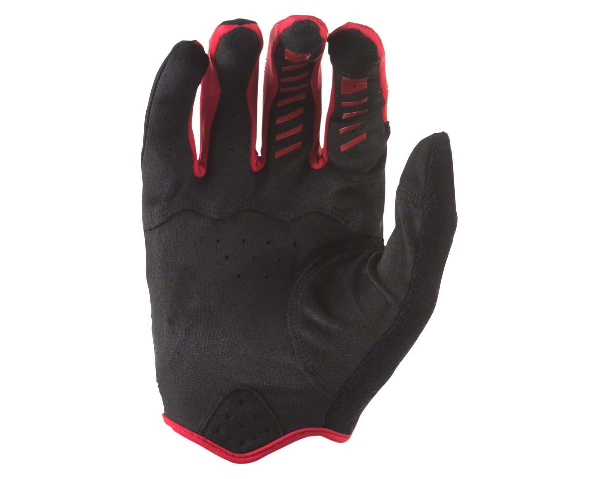 Lizard Skins Monitor SL Full Finger Gloves (Jet Black/Red) (M)