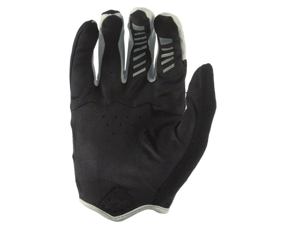 Lizard Skins Monitor SL Full Finger Gloves (Jet Black/White) (S)