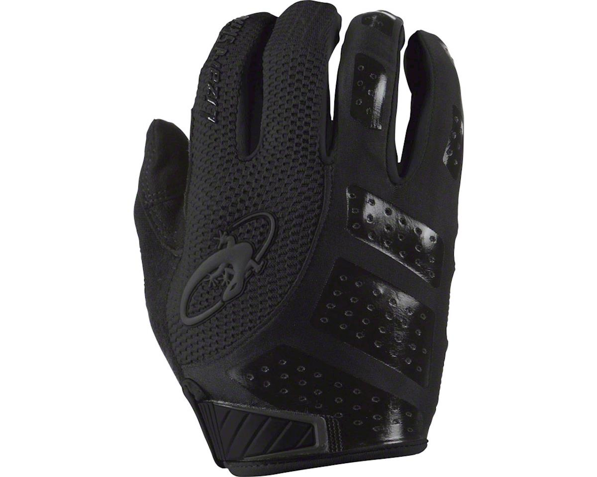 Lizard Skins Monitor SL Gel Full Finger Gloves (Black) (XL)