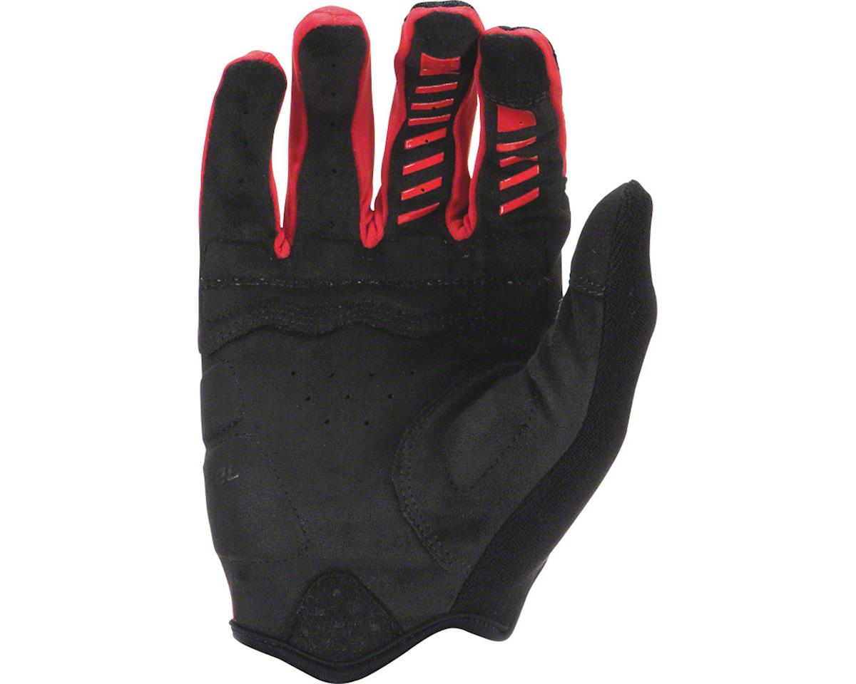 Lizard Skins Monitor SL Gel Gloves - Black, Full Finger, Small (XL)