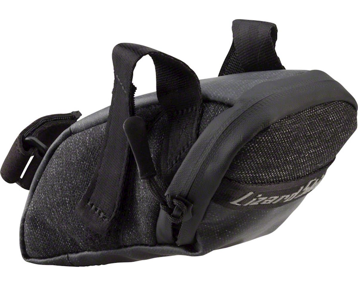 Lizard Skins Super Cache Seat Bag: Jet Black