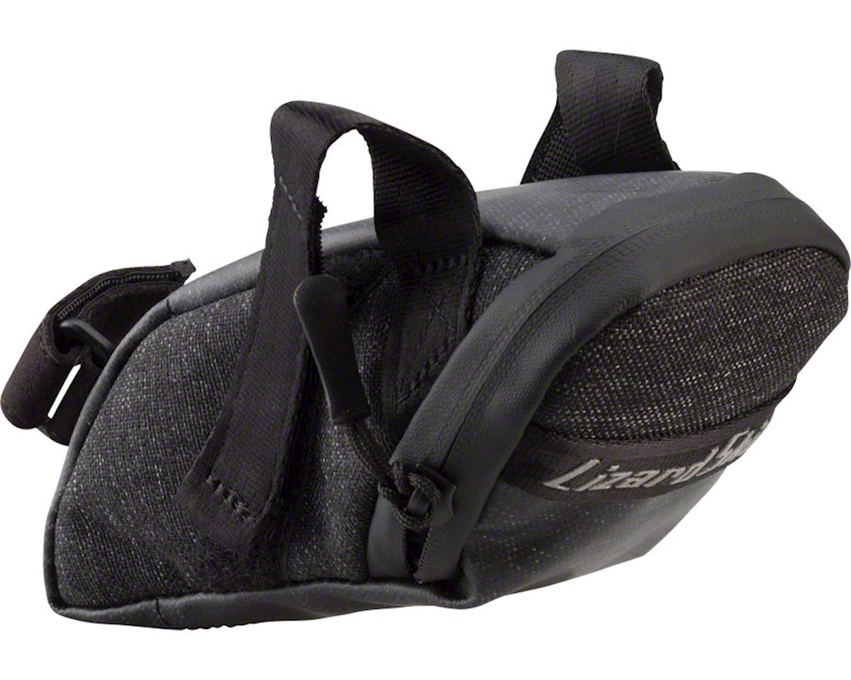 Lizard Skins Micro Cache Saddle Bag (Jet Black)