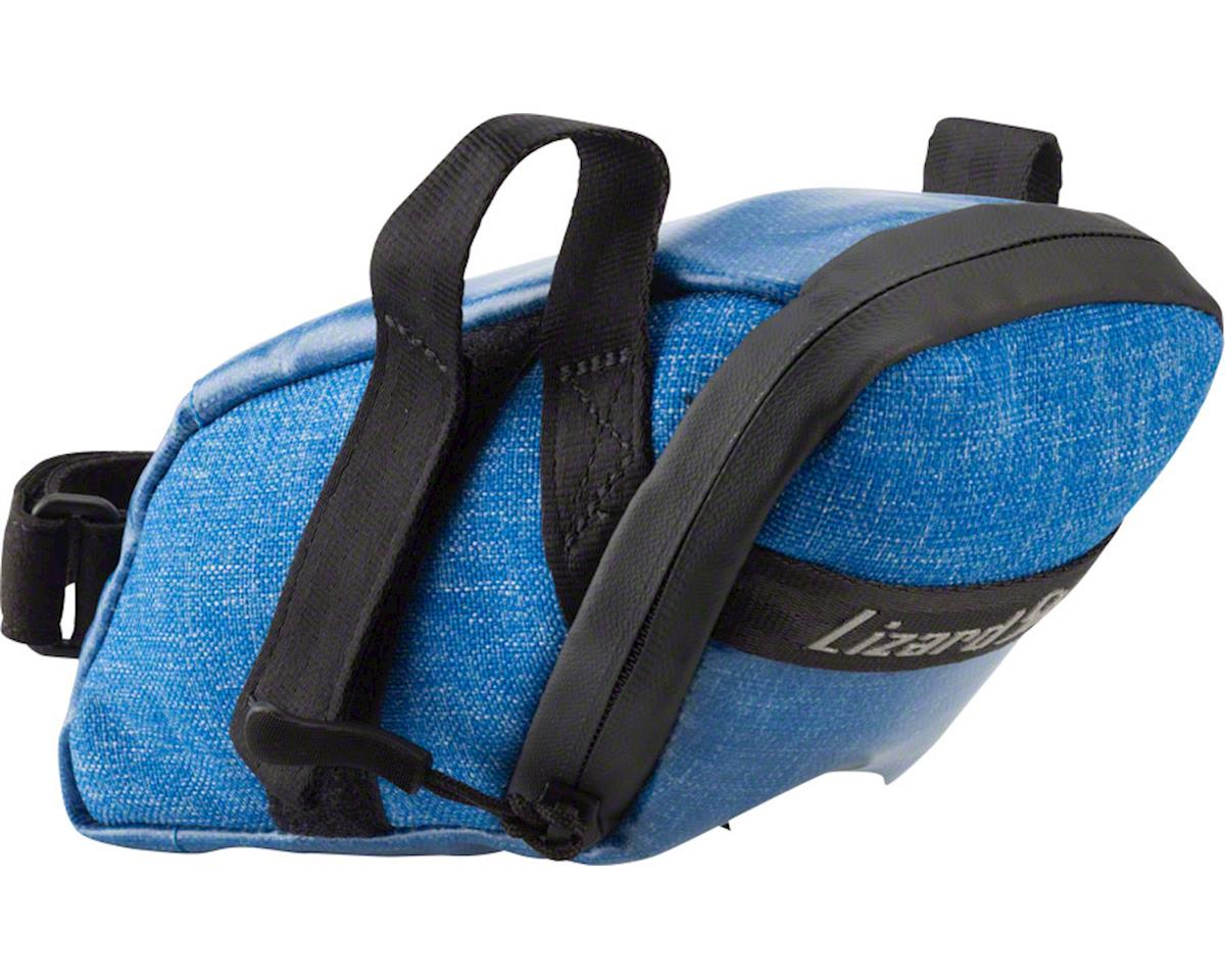 Lizard Skins Super Cache Seat Bag (Electric Blue)