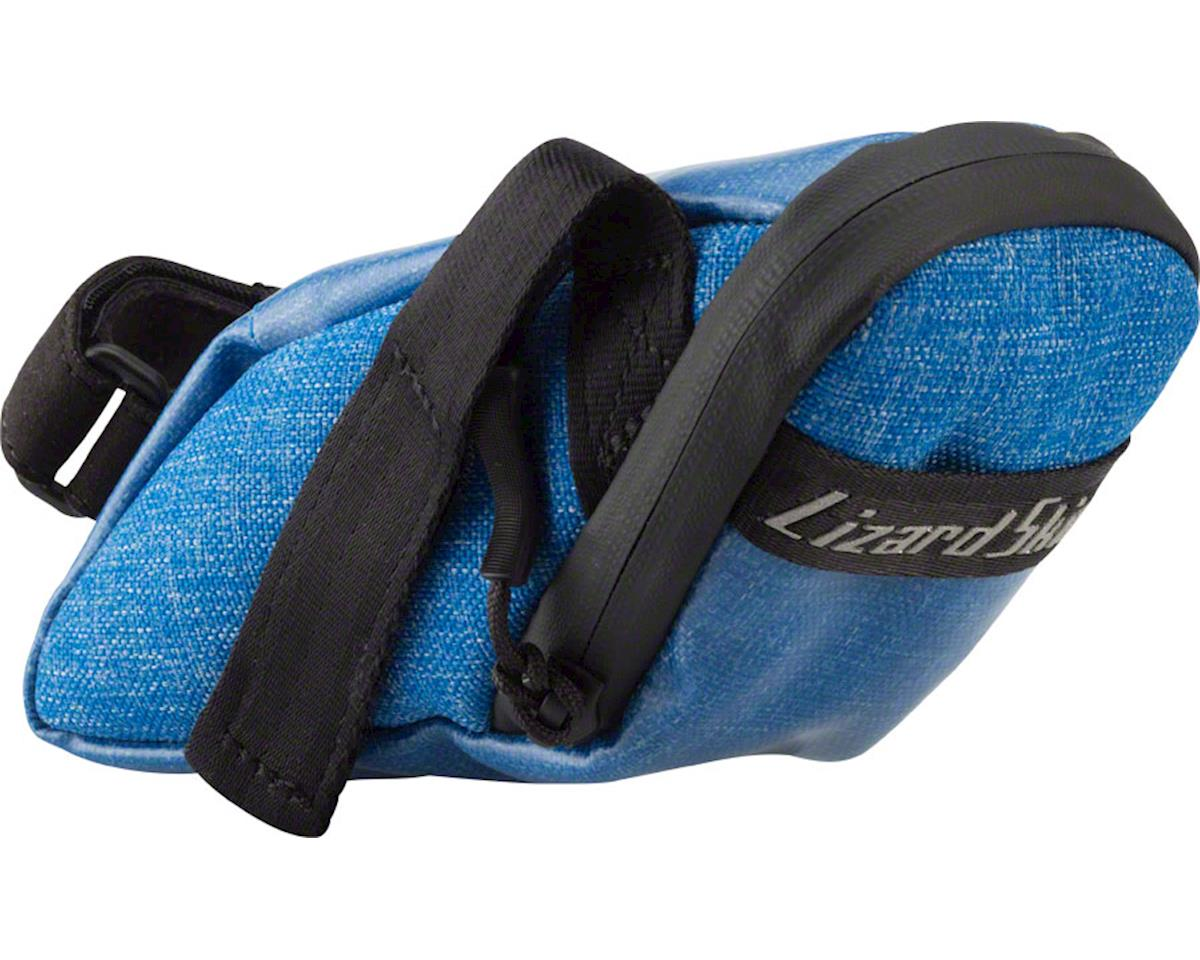 Lizard Skins Cache Seat Bag: Electric Blue