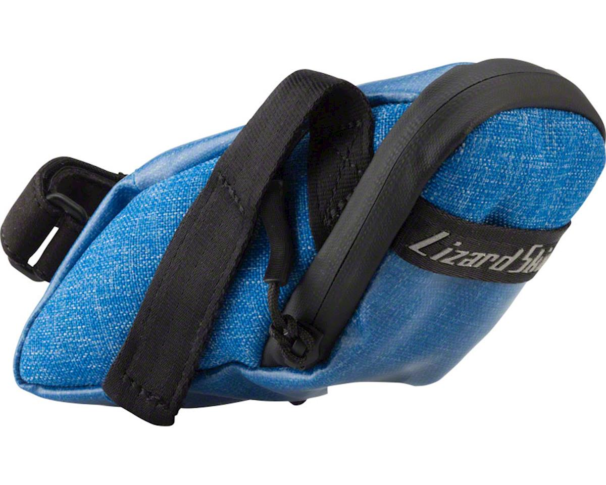 Lizard Skins Micro Cache Seat Bag (Electric Blue)