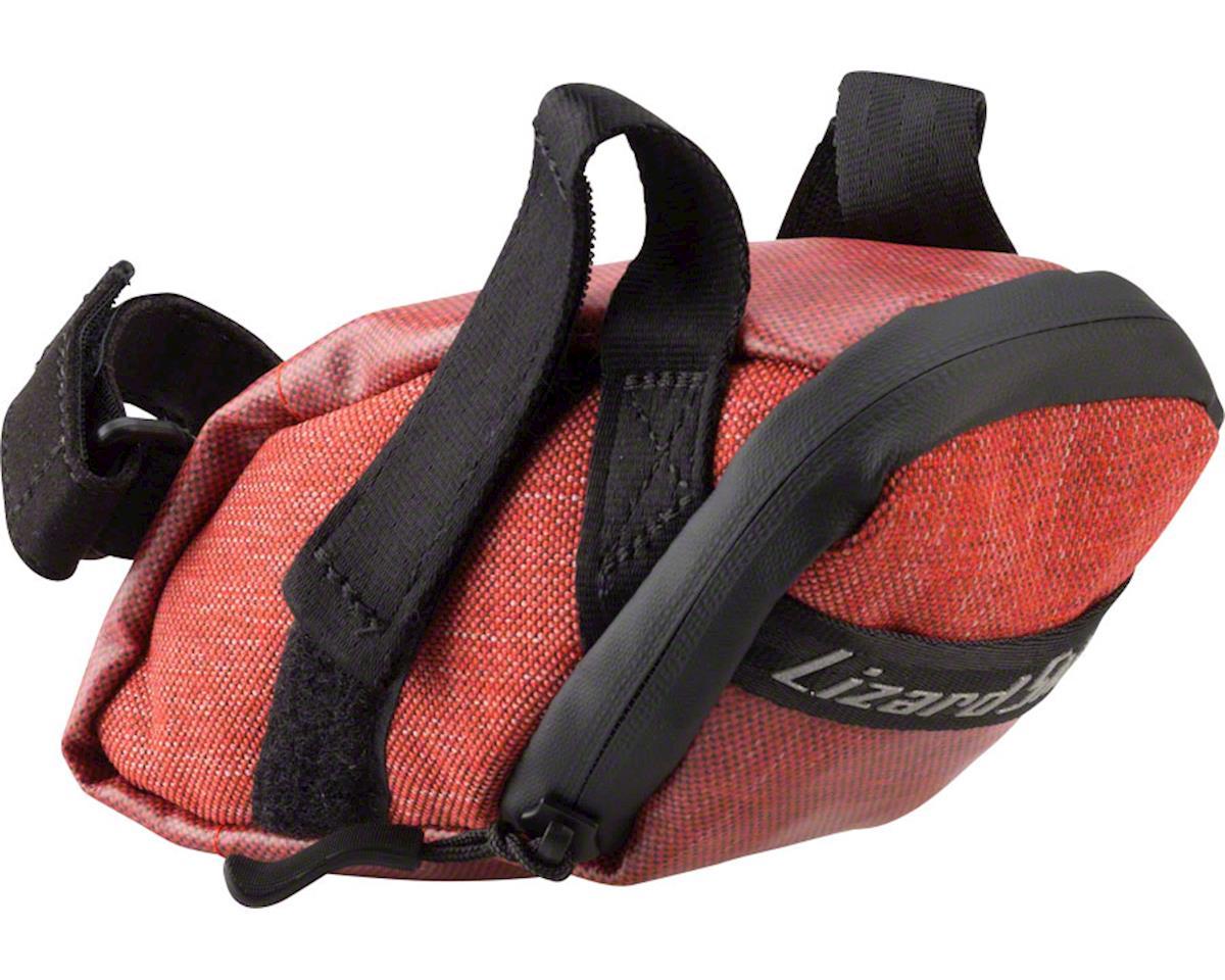 Lizard Skins Cache Seat Bag: Crimson