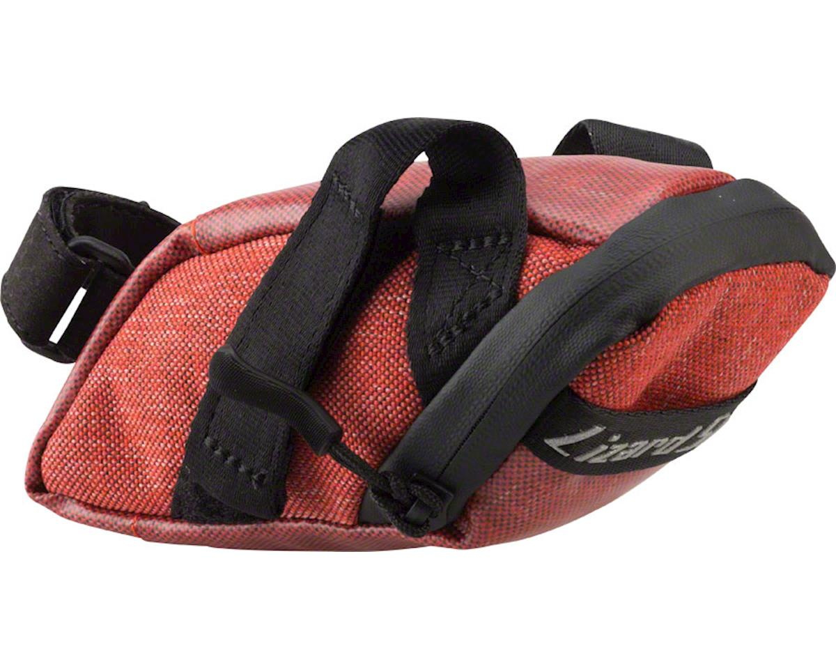 Lizard Skins Micro Cache Saddle Bag (Crimson) | alsopurchased