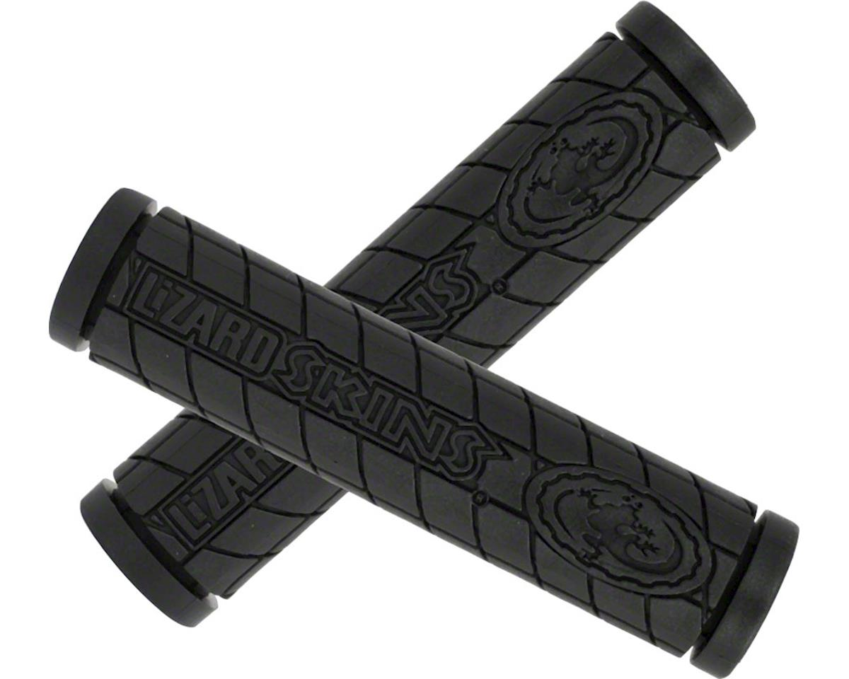 Lizard Skins Single Compound Logo Grips Black