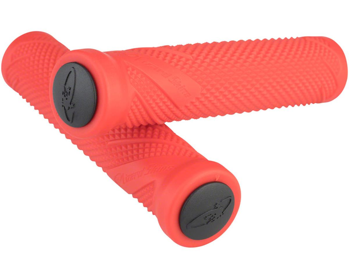 Lizard Skins MacAskill Grips - Jet Red