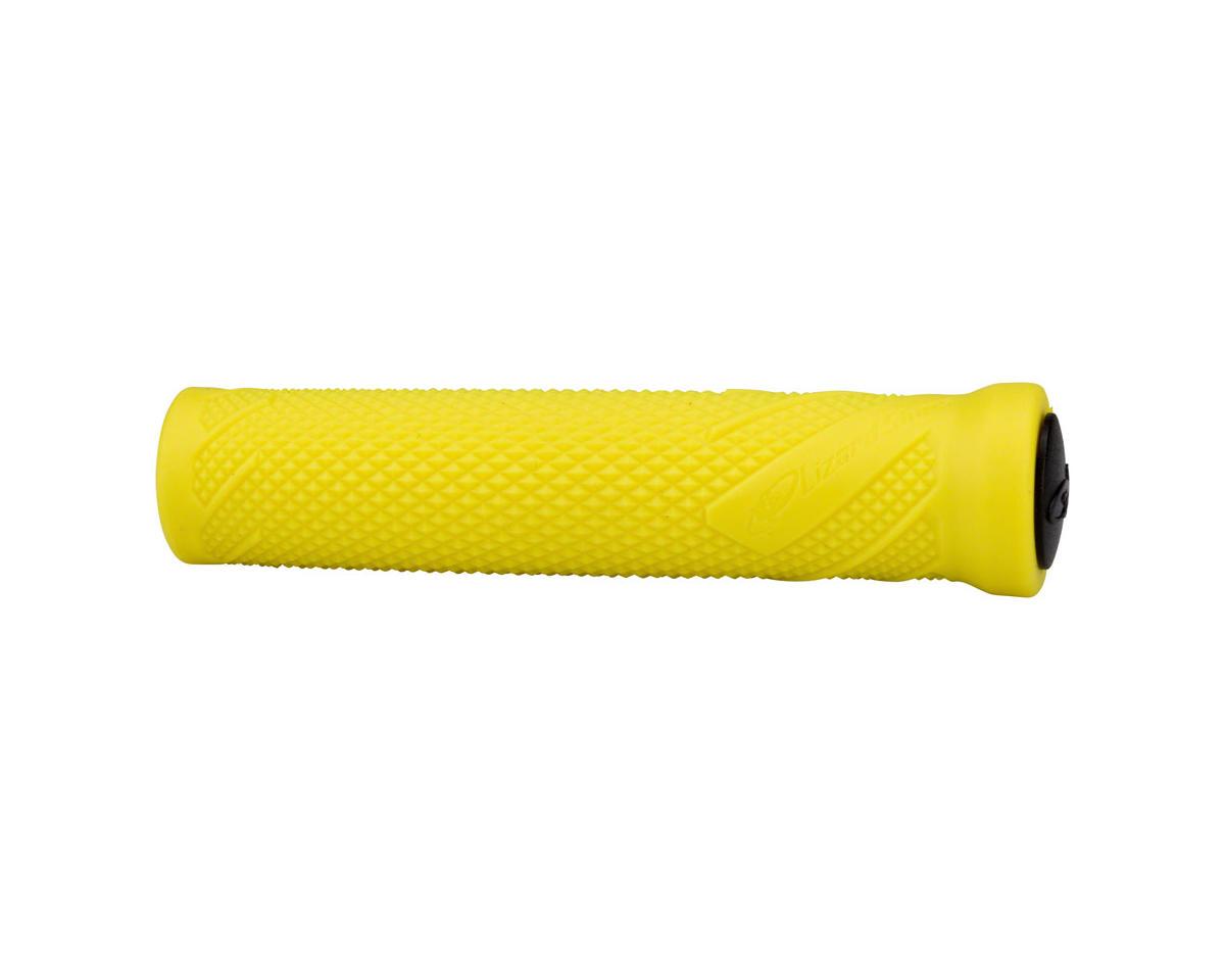Lizard Skins Single Compound MacAskill Grips Jet Neon