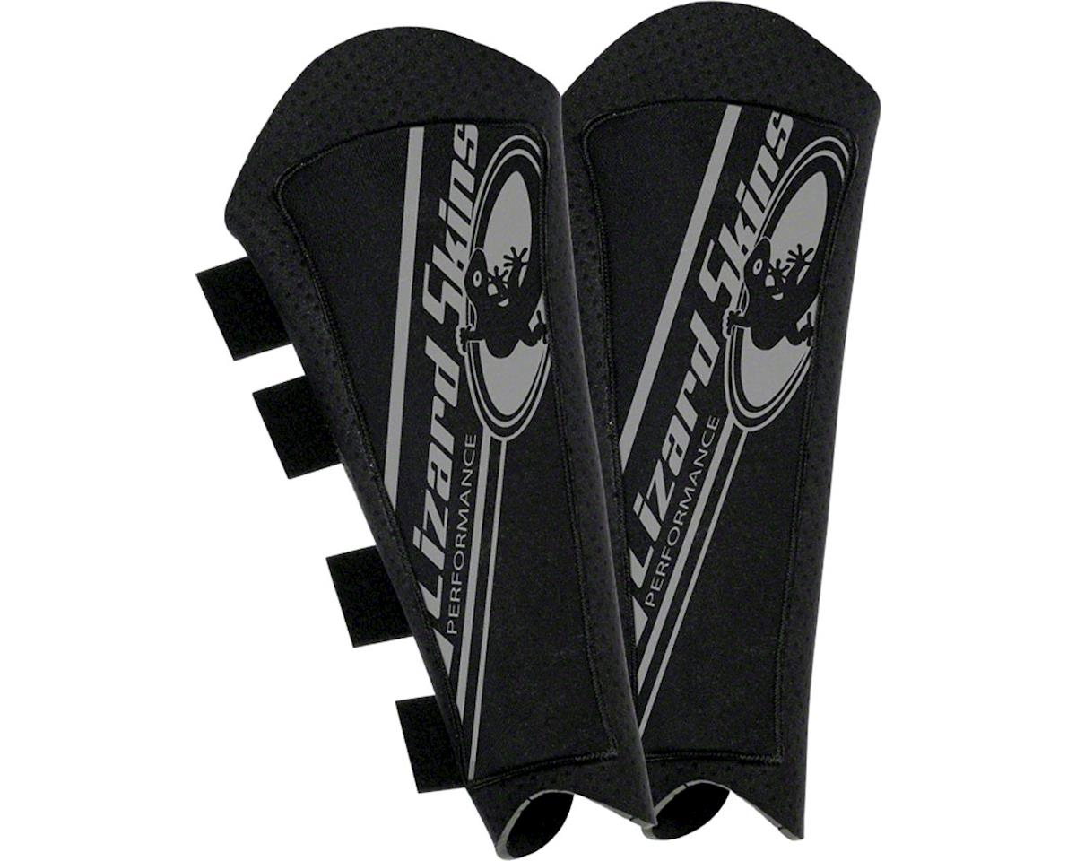 Lizard Skins Protective Shin Guard: Black | relatedproducts