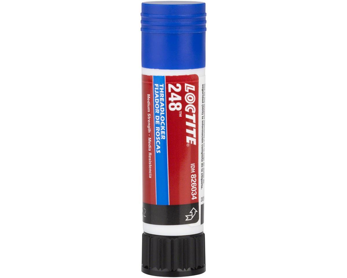 Loctite #248 Threadlocker Medium Strength for fastners 6-20mm, Oil resistant: 9
