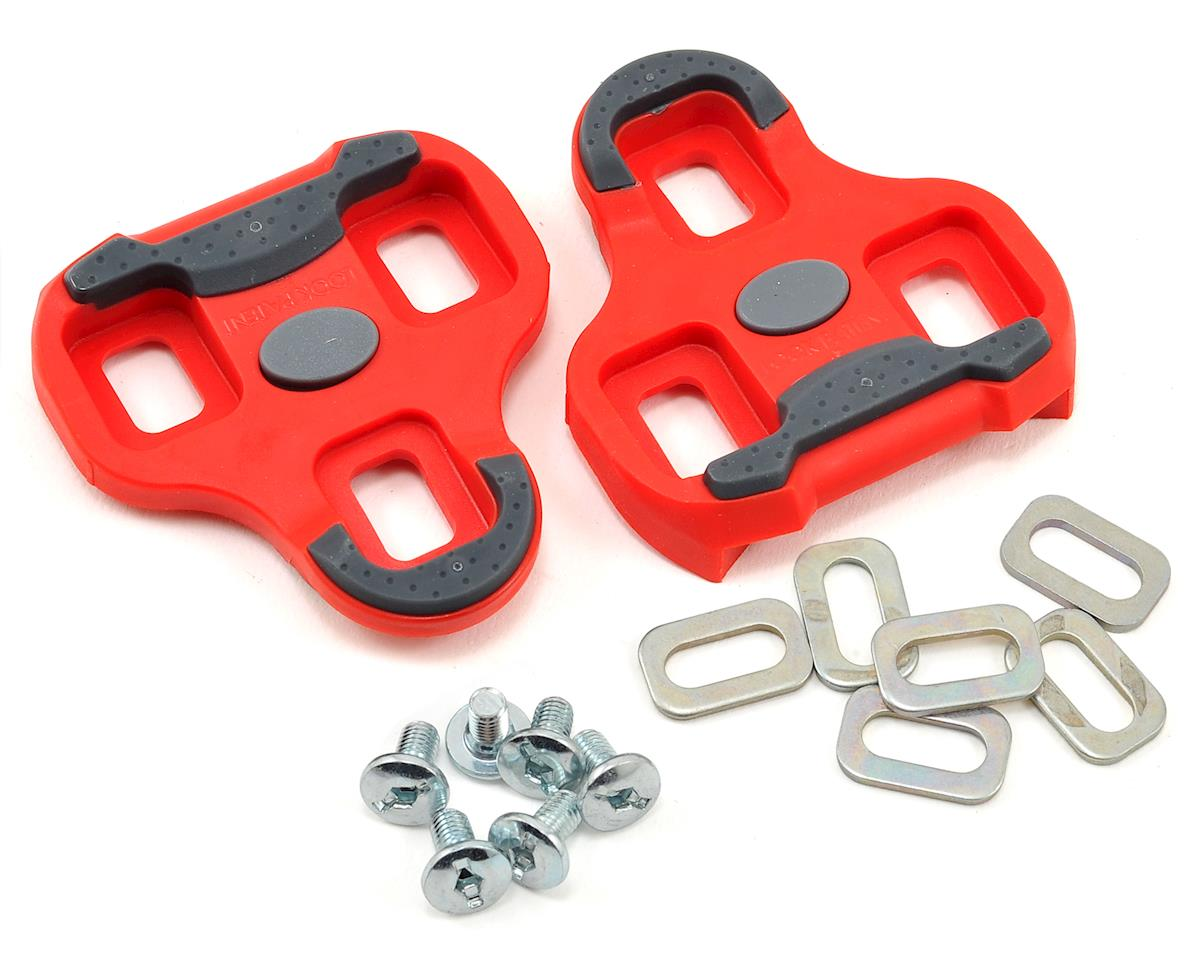 Look Keo Grip Road Cleat (Red) (9 Degree Float)