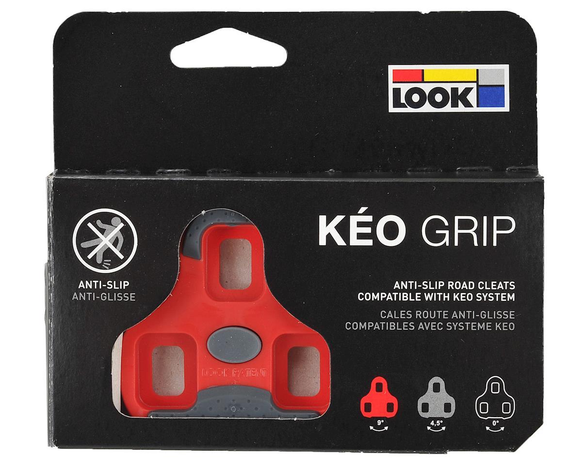 c8134c247c7 Look Keo Grip Road Cleat (Red) (9 Degree Float)  00008152
