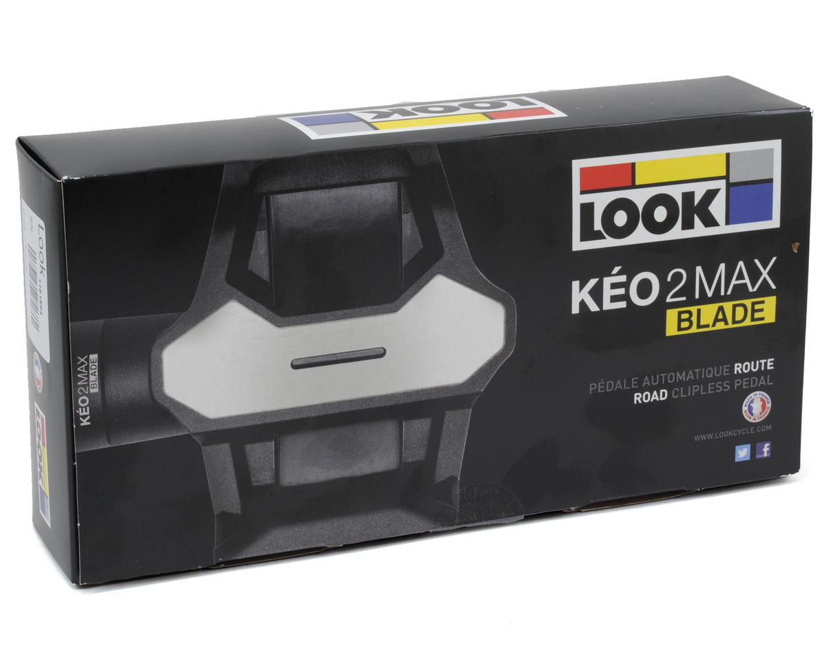 Look Keo 2 Max Blade 12 (Black)