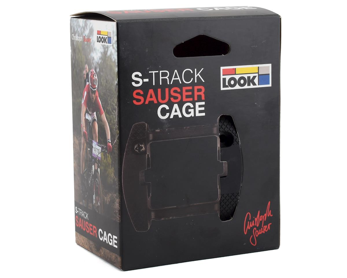 Look S-Track Sauser Cage (Black)