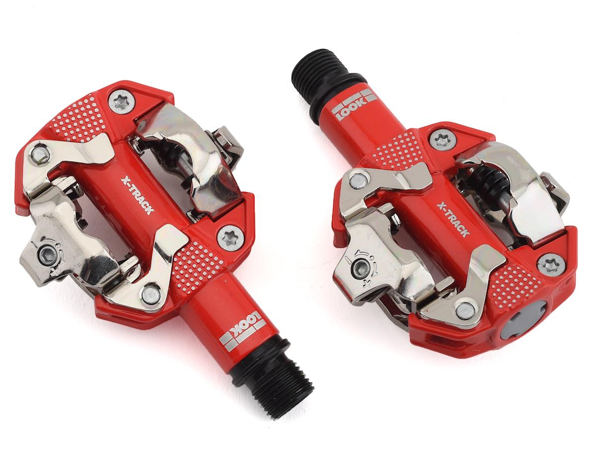 Look X-Track Clipless Pedals (Red)