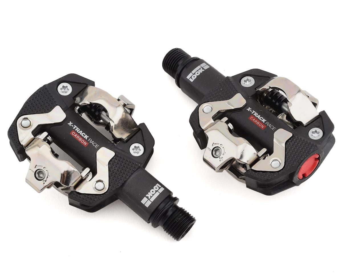 Look X-Track Race Carbon Pedals (Black) (Carbon Body/Cr-Mo Axle)