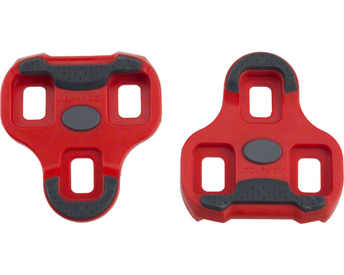 Look Keo Grip Cleat (Red) (9° Float)